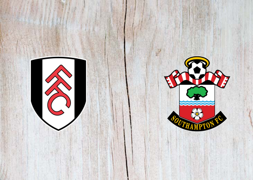 Fulham vs Southampton -Highlights 26 December 2020