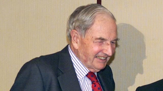WikiLeaks: Rockefeller ayudó en secreto al sah de Irán a conseguir asilo en América Latina