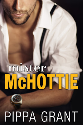 Mister McHottie cover