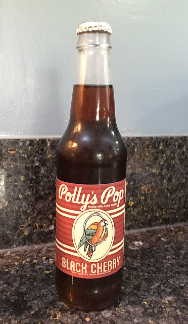 Polly's Pop Black Cherry