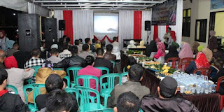 Sambut Hari Ibu, Polres Sukabumi Kota Nobar Film 'Surga Kecil di Bondowoso'