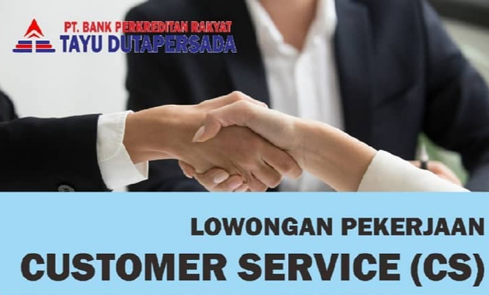 Lowongan Customer Service di BPR Tayu Dutapersada Pati
