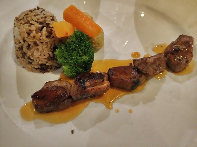 Pato en el Jambalaya