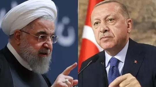 Now the sword between Iran and Turkey became 'Erdogan's hooliganism'