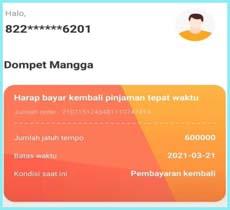 dompet mangga apk pinjaman online