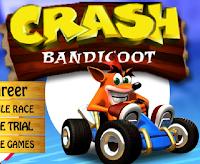 سباق سيارات كراش لعبة اون لاين Crash Race Online game