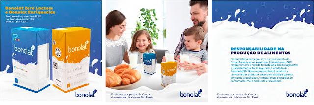 Novos produtos bonolat
