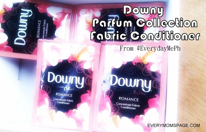 Downy Parfum Collection from #EverydayMePh