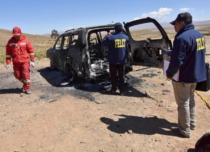 La tragedia de Panduro con el asesinato de Rodolfo Illanes cumplió tres años / ARCHIVOS