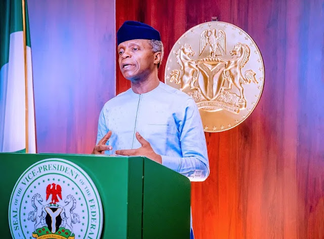 President's inability to guarantee security is impeachable offence ― Osinbajo in 2015