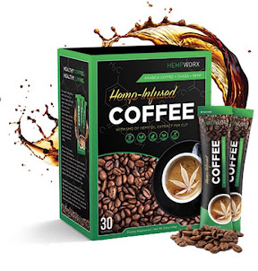 HEMP-INFUSED COFFEE