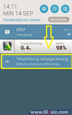 Android tidak terdeteksi PC 5 - www.divaizz.com