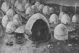 ricerca sulla costruzione delle prime città, il neolitico
