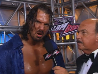 WCW Slamboree 2000 - Chris Kanyon promised to have DDP's back