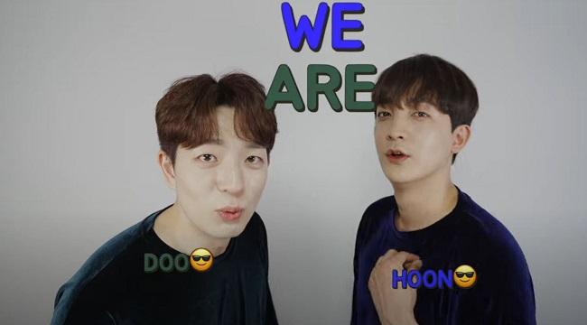 Belenggu Rindu Cover By HoonDooTV Dari Korea