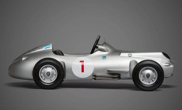Locomóvil MB W196