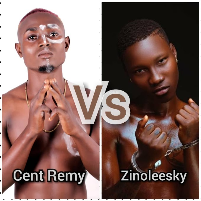 Let's Talk About this Trending Fast Rising Artists Cent Remy & Zinoleesky
