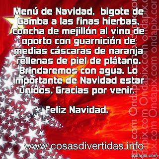 navidad mensajes para facebook