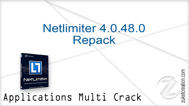Netlimiter 4.0.48.0 Repack   |  6 MB