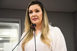 Nesta legislatura: Camila apresenta 25 matérias em benefício das mulheres paraibanas