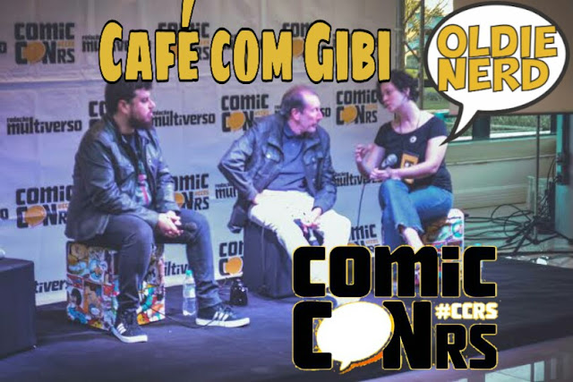 comiccon rs, comiccon rs 2019, oldie nerd, #ccrs, #comicconrs