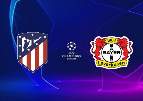 Atlético Madrid vs Bayer Leverkusen -Highlights 22 October 2019