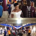 Couple and their guests take to their heels as COVID-19 task force disrupt their wedding in Cross River state (VIDEO)
