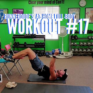 RunnerDude s At-Home Full-Body Workout #17