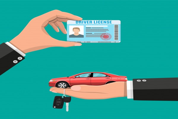 Driving License Application Form Online