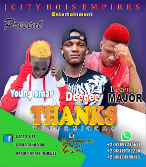 [Music] Dgee ft Major legend, young umar - Thanks to our niggas (prod. Mdart) #Arewapublisize