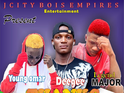 [Music] Dgee ft Major legend, young umar - Thanks to our niggas (prod. Mdart)