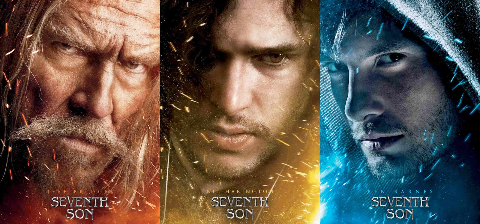 """Chinese na Makulit: """"SEVENTH SON"""" Actors Weigh-in on Fantasy"""