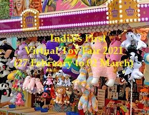 India's First Virtual Toy Fair 2021: Facts and Highlights, virtual toy fair india, India virtual toy fair 2021, how to register for indian toy fair 2021