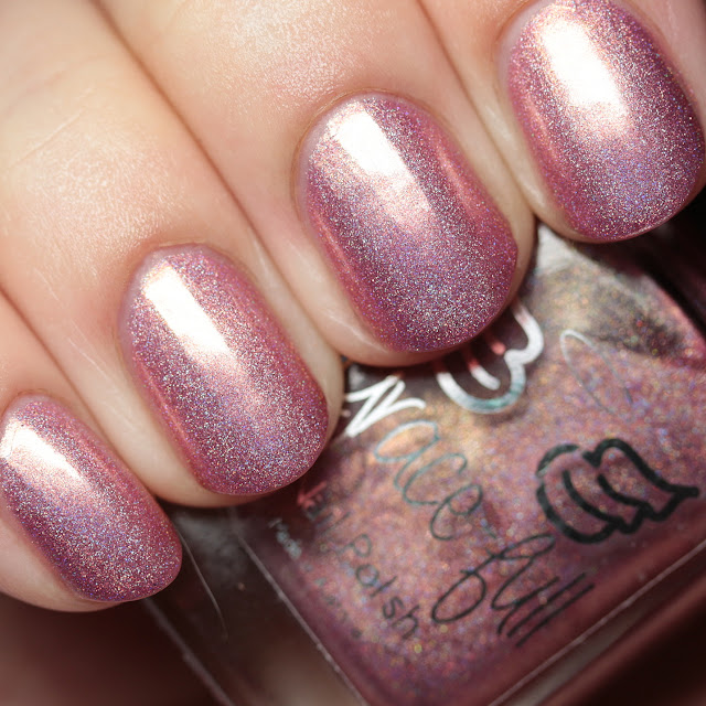 Grace-full Nail Polish Nude Blush