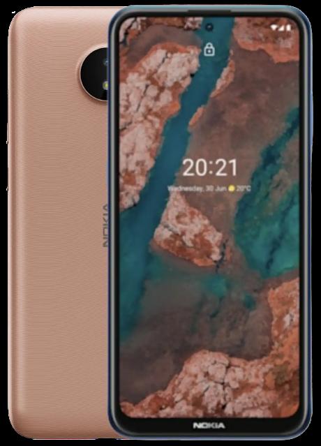 Nokia C20 Specifications