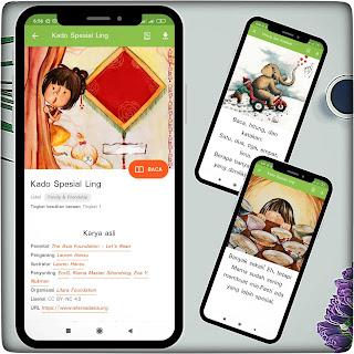Aplikasi let's read