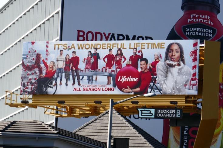 Wonderful Lifetime All season long billboard