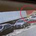 Vídeo mostra momento exato em que caminhão esmaga carro e mata duas mulheres, em Manaus; veja
