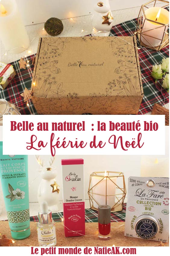 Belle au naturel routine hivernale