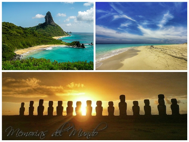 Islas de Sudamerica