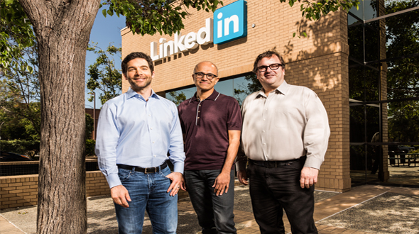 Microsoft has acquired LinkedIn for $26.2 billion