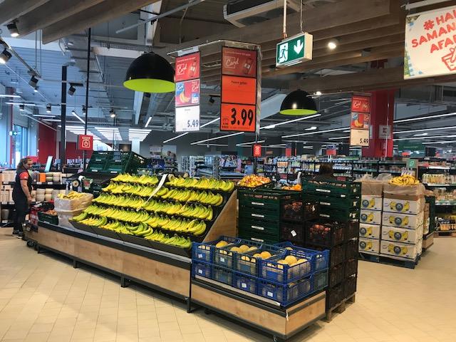 Kaufland România a redeschis magazinul din Vatra Dornei într-un nou format