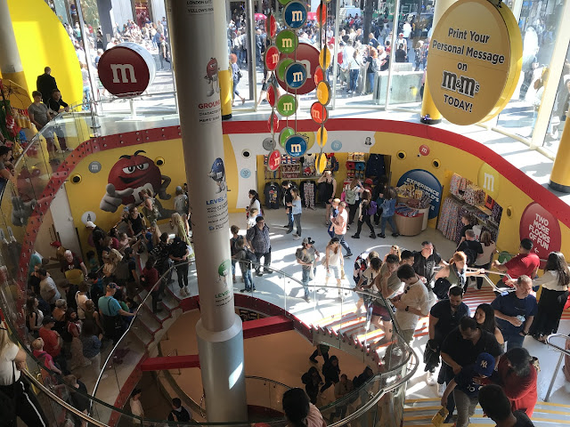 M&M's Store, London