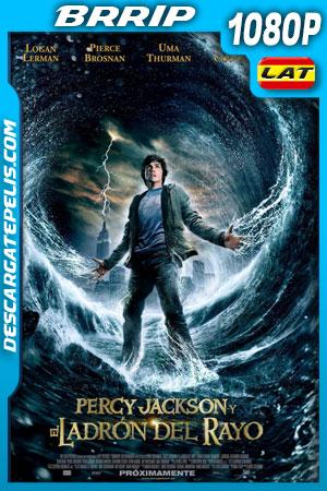 Percy Jackson y el ladrón del rayo (2010) 1080p BRrip Latino – Ingles