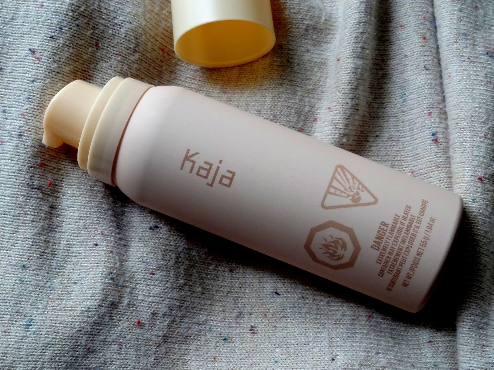 Makeup, Beauty and More: Kaja Beauty Dream Puff Radiant Mousse Primer