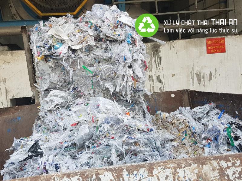 Dịch vụ xử lý chất thải dành cho nhà máy sản xuất giấy