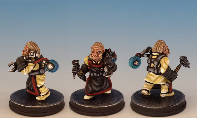 Painted Ugnaught Elite, FFG Imperial Assault (2016)