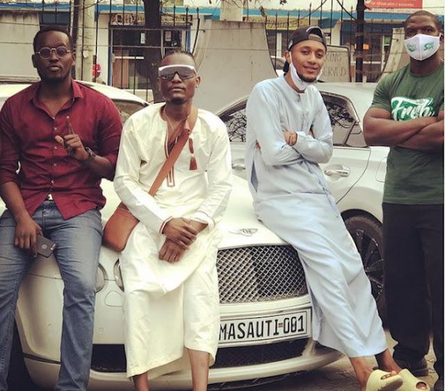 Mohammed Ali Said alias Masauti wedding photos