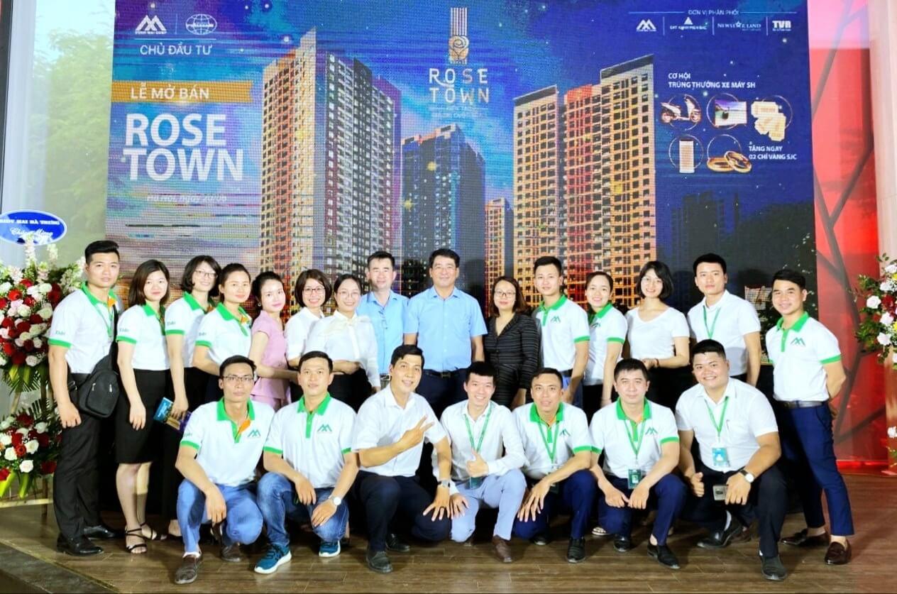 Đội ngũ kinh doanh Xuân Mai Corp