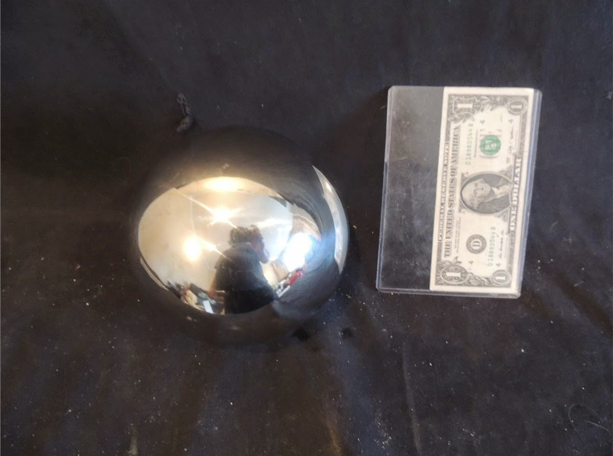 The Phantasm Archives Props Phantasm Iii Spheres For Sale
